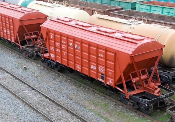 Купить вагон зерновоз в Украине