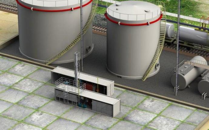 Промышленные резервуары для вашего предприятия
