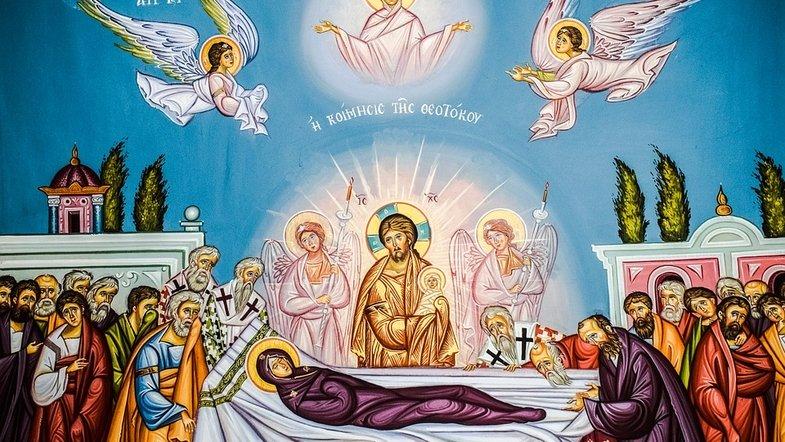 Успение Пресвятой Богородицы — память о жизни