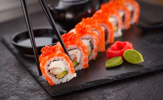 Доставка суши, роллов и других блюд из Якитории