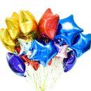 Фольгированные шары из гелия - прекрасное дополнения праздника