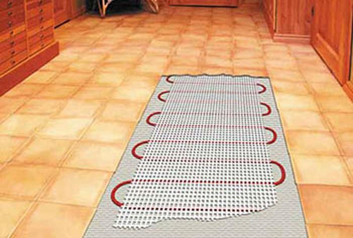 Электрический теплый пол по лучшей цене