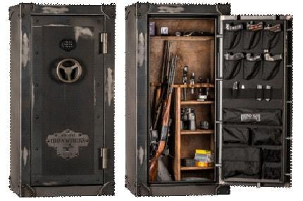 Оружейные сейфы по приятной цене