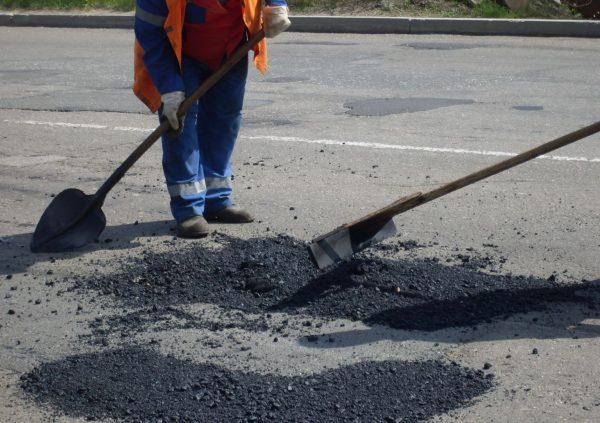 Все виды ремонта дорог качественно и надежно