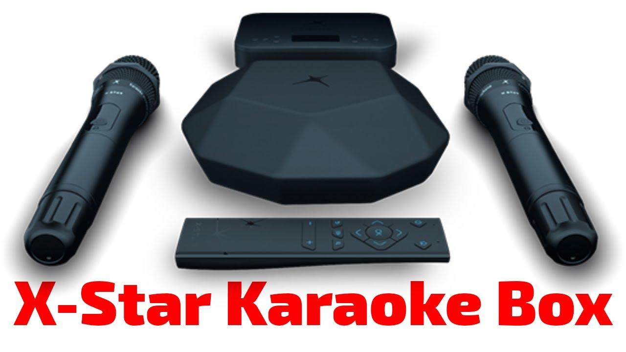 Обзор караоке-приложения X-STAR