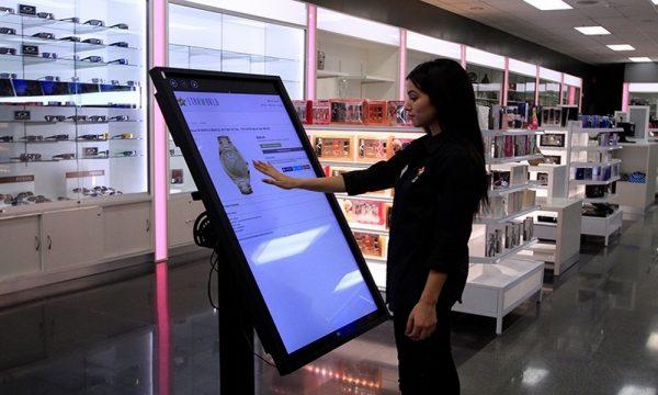 Качественный интерактивный информационный стенд от производителя