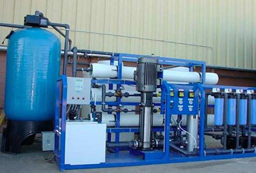 Качественное оборудование для электродеионизации воды методом электродиализа