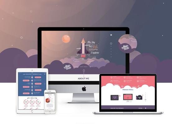 Правильное оформление дизайна сайта