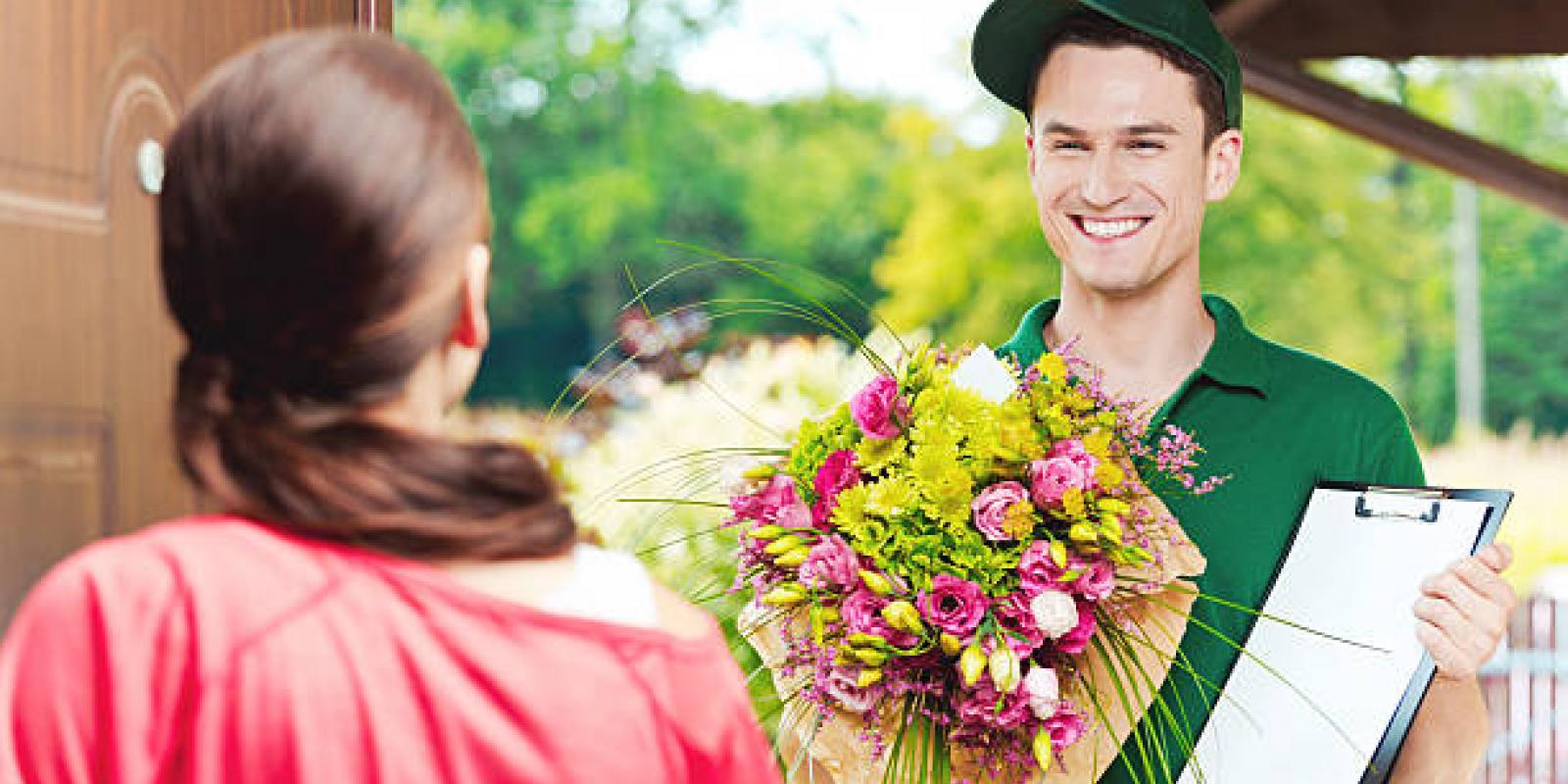 Подарить эмоции просто – доставка цветов от FDL
