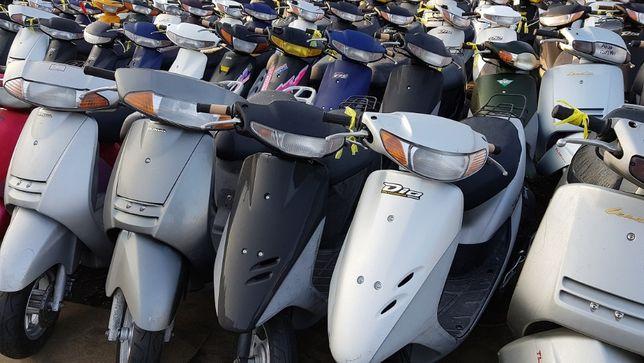 Все запчасти для скутера «Хонда» в одном магазине: быстро и удобно