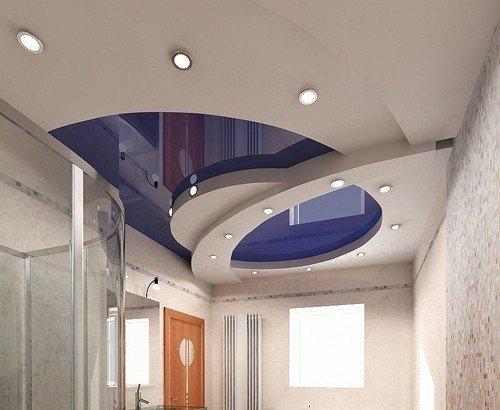 Многоуровневый потолок — функциональная и современная конструкция для вашего дома